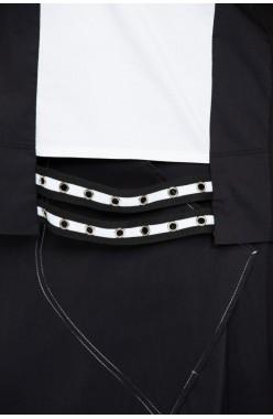 ВЫМПЕЛ цвет черный с белым