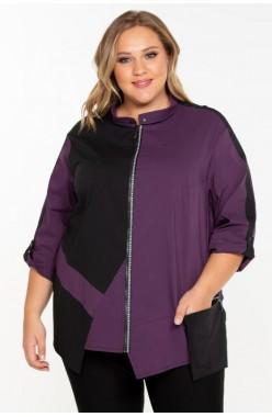 КИПАРИС цвет фиолетовый с черным